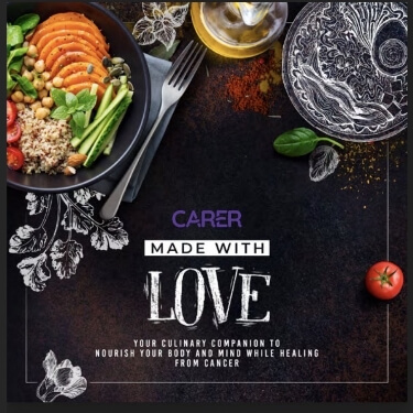 CARER Nutrition - Recipes For Cancer Patients, Diet Plans For Pain Relief & Cancer Recovery